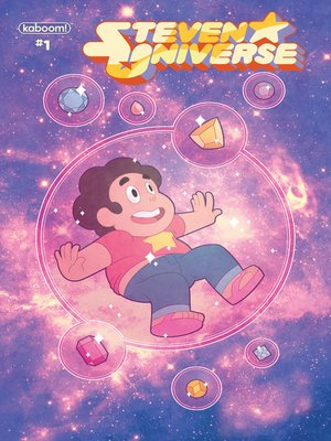 cover image of Steven Universe (2017), Issue 1