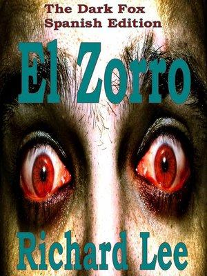 cover image of El Zorro