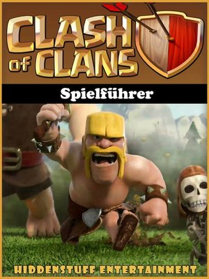 cover image of Clash of Clans Spielführer