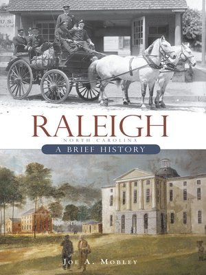 cover image of Raleigh, NC