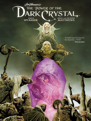 cover image of Jim Henson's the Power of the Dark Crystal, Volume 1