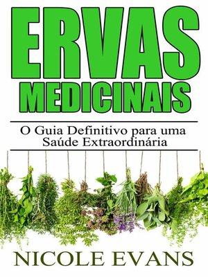 cover image of Ervas Medicinais