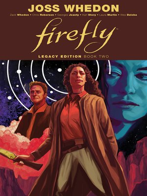 cover image of Firefly Legacy Edition, Book 2