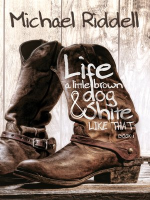 cover image of Life, a Little Brown Dog and Shite Like That