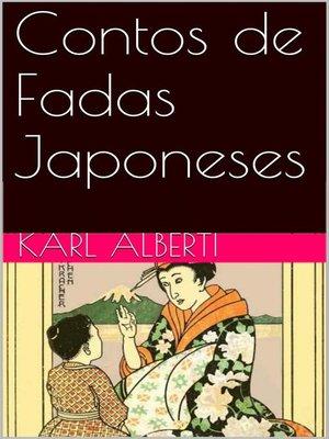 cover image of Contos De Fadas Japoneses