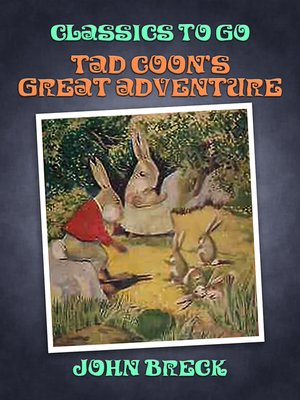 cover image of Tad Coon's Great Adventure