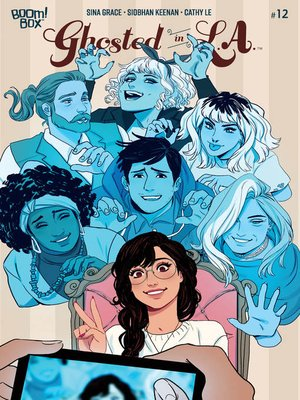 cover image of Ghosted in L.A., Issue 12
