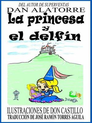 cover image of La princesa y el delfín
