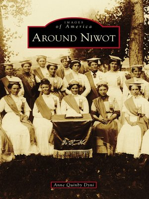 cover image of Around Niwot