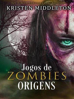 cover image of Jogos de Zombies