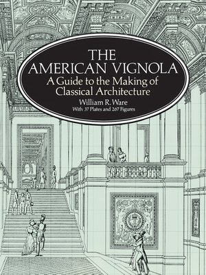 cover image of The American Vignola