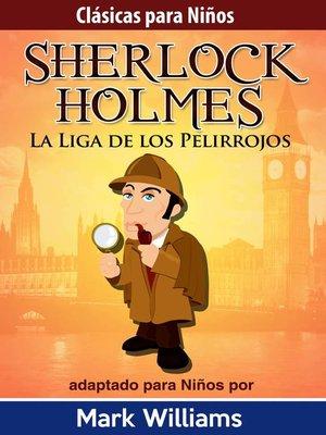 cover image of Sherlock para Niños