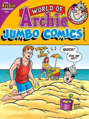 cover image of World of Archie Double Digest #101