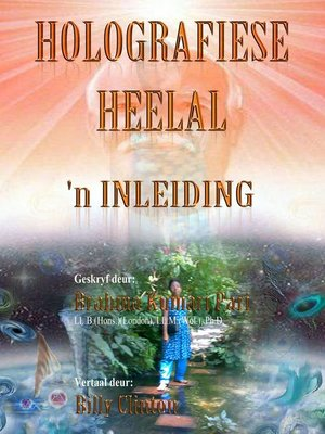 cover image of Holografiese Heelal