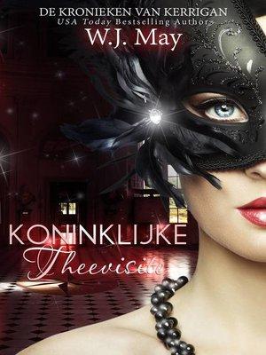 cover image of Koninklijke Theevisite