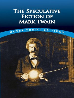 cover image of The Speculative Fiction of Mark Twain