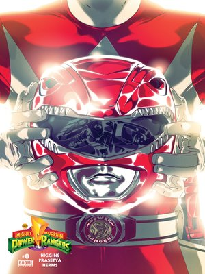 cover image of Mighty Morphin Power Rangers #0