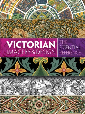 cover image of Victorian Imagery and Design