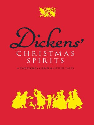 cover image of Dickens' Christmas Spirits
