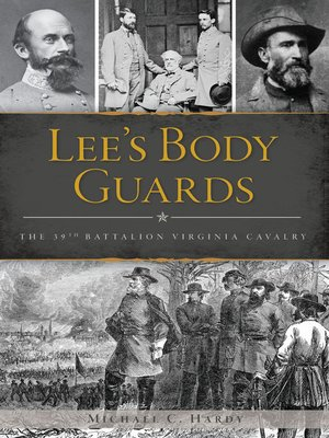 cover image of Lee's Body Guards