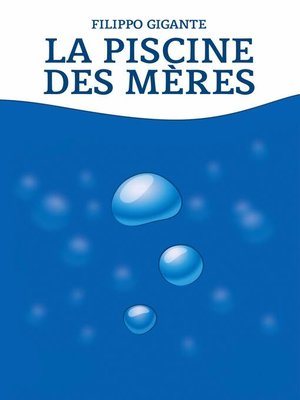 cover image of La piscine des mères