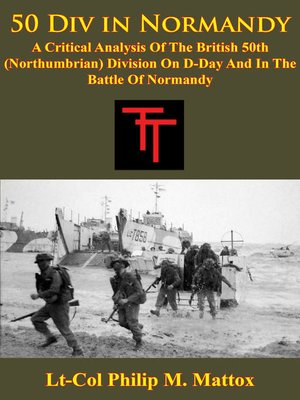 cover image of 50 Div in Normandy