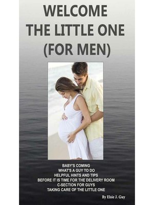 cover image of Welcome The Little One (For Men)