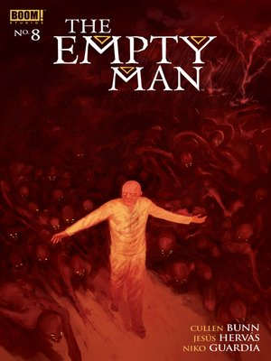 cover image of The Empty Man (2018), Issue 8