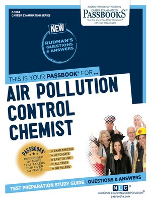 cover image of Air Pollution Control Chemist