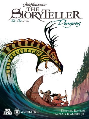 cover image of The Storyteller: Dragons (2015), Issue 1