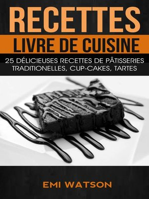 cover image of Recettes