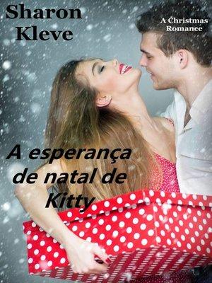 cover image of A esperança de natal de Kitty