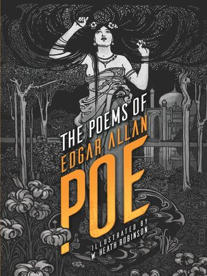 cover image of The Poems of Edgar Allan Poe