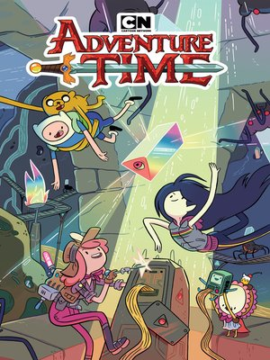 cover image of Adventure Time (2012), Volume 17