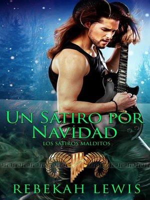 cover image of Un Sátiro por Navidad