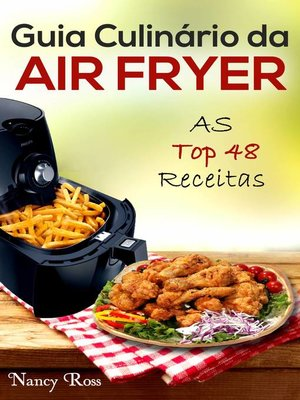 cover image of Guia Culinário da Air Fryer