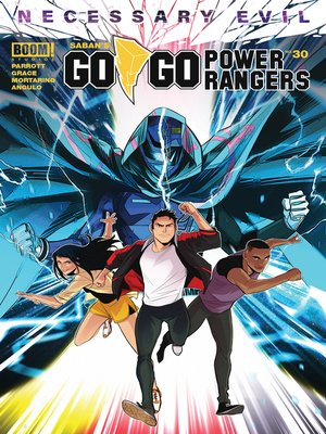 cover image of Saban's Go Go Power Rangers, Issue 30