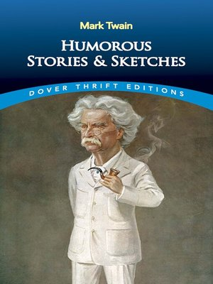 cover image of Humorous Stories and Sketches