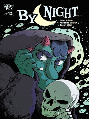 cover image of By Night (2018), Issue 12