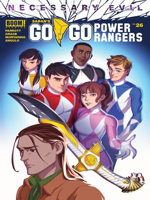 cover image of Saban's Go Go Power Rangers, Issue 26