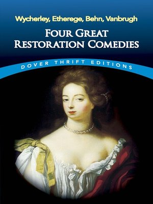 cover image of Four Great Restoration Comedies