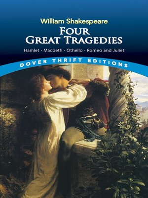 cover image of Four Great Tragedies