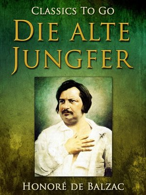 cover image of Die alte Jungfer