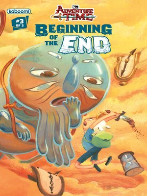 cover image of Adventure Time: Beginning of the End, Issue 3
