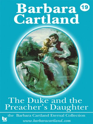 cover image of The Duke & the Preachers Daughter