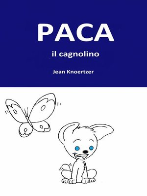 cover image of Paca, il cagnolino