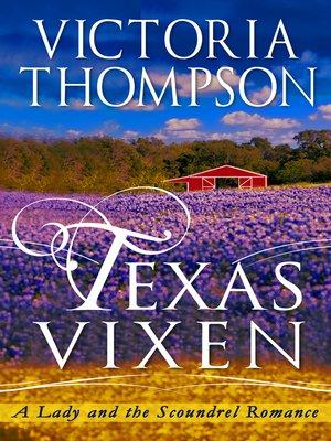 cover image of Texas Vixen