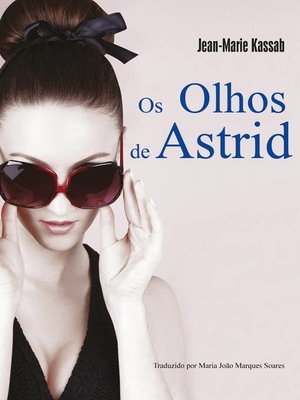 cover image of Os Olhos de Astrid