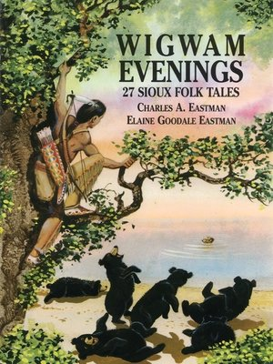 cover image of Wigwam Evenings