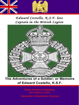 cover image of Adventures of a Soldier